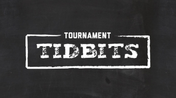 Day 1 | 2015: Tournament Tidbits