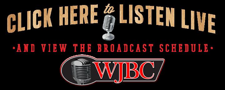 Listen Live on WJBC