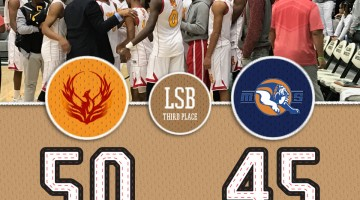 LSB: Third Place > Chicago North Lawndale 50 / Mahomet-Seymour 45