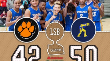 LSB: Championship > Joliet Central 50 / Wheaton Warrenville South 42