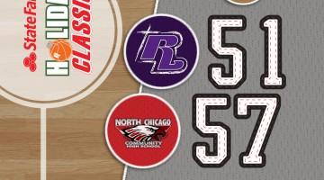 LSB: North Chicago 57 / Rockford Lutheran 51