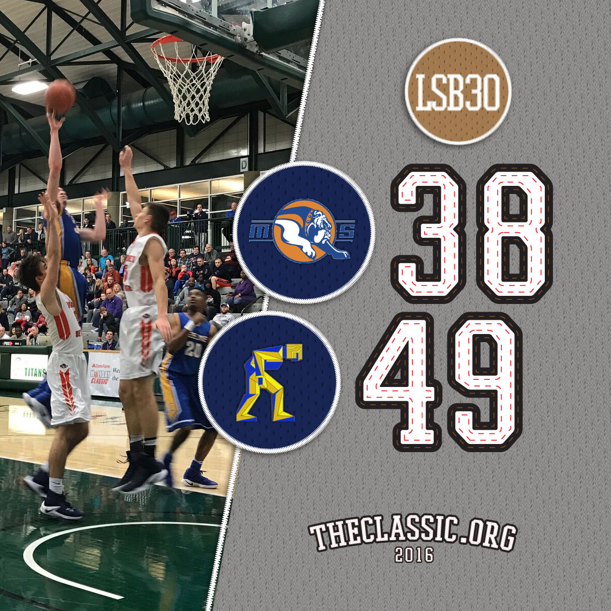 LSB: Joliet Central 49 / Mahomet-Seymour 38 + The State Farm