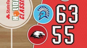 SSB: Stanford Olympia 63 / Aurora Christian 55