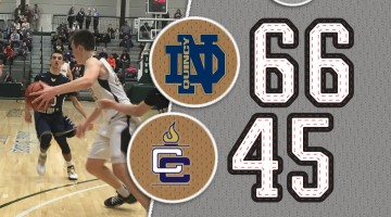 SSB: Quincy Notre Dame 66 / Bloomington Central Catholic 56