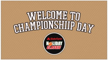 Welcome to Championship Day!