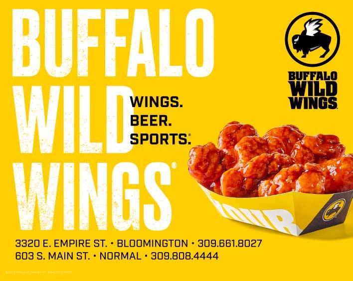 Buffalo Wild Wings: Classic Sponsor