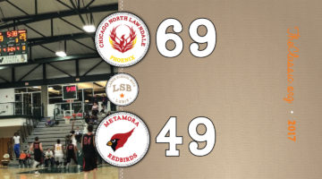 LSB: Chicago North Lawndale 69 / Metamora 49