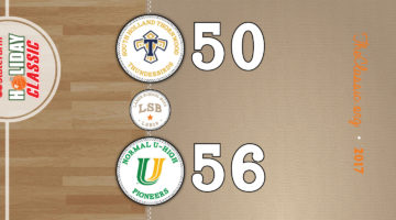 LSB: Normal University 56 / South Holland Thornwood 50