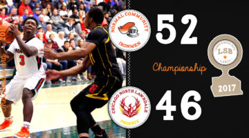 LSB: Championship > Normal Community 58 / Chicago North Lawndale 46