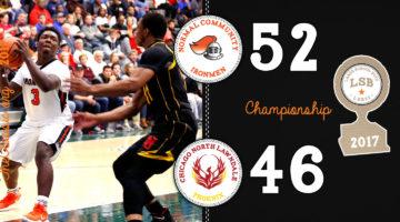LSB: Championship > Normal Community 58 / Chicago North Lawndale 46