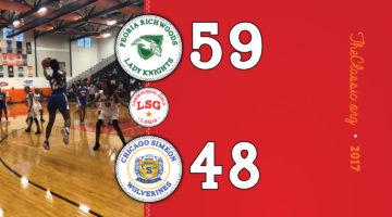 LSG: Peoria Richwoods 59 / Chicago Simeon 48