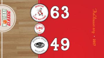 LSG: Morton 63 / Normal West 49