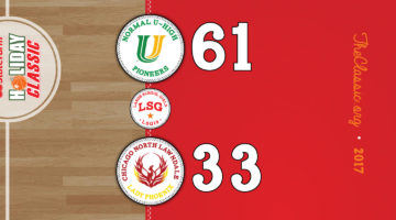 LSG: Normal University 61 / Chicago North Lawndale 33