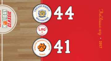 LSG: Wheaton Warrenville South 44 / Chicago Simeon 41