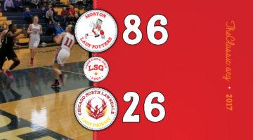 LSG: Morton 86 / Chicago North Lawndale 26