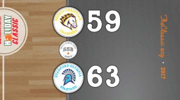 SSB: Stanford Olympia 63 / Peoria Christian 59