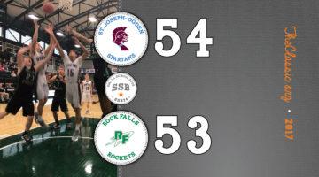 SSB: St. Joseph-Ogden 54 / Rock Falls 53