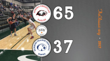 SSB: Aurora Christian 65 / Fairbury Prairie Central 37