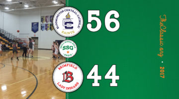 SSG: Bloomington Central Catholic 56 / Brimfield 44