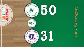 SSG: Rock Falls 50 / Rockford Lutheran 31