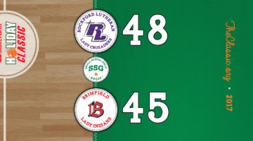 SSG: Rockford Lutheran 48 / Brimfield 45