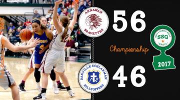 SSG: Championship > Annawan 56 / Danville Schlarman 46