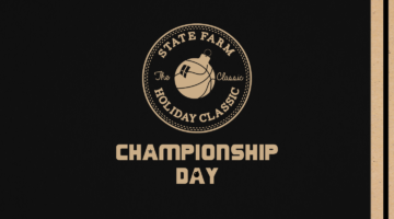Welcome to Championship Day of the 2017 State Farm Holiday Classic!
