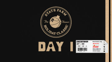 Welcome to the State Farm Holiday Classic