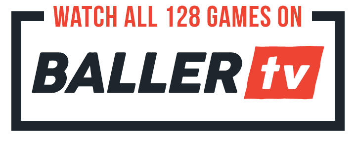 Watch all 128 Games at baller.tv
